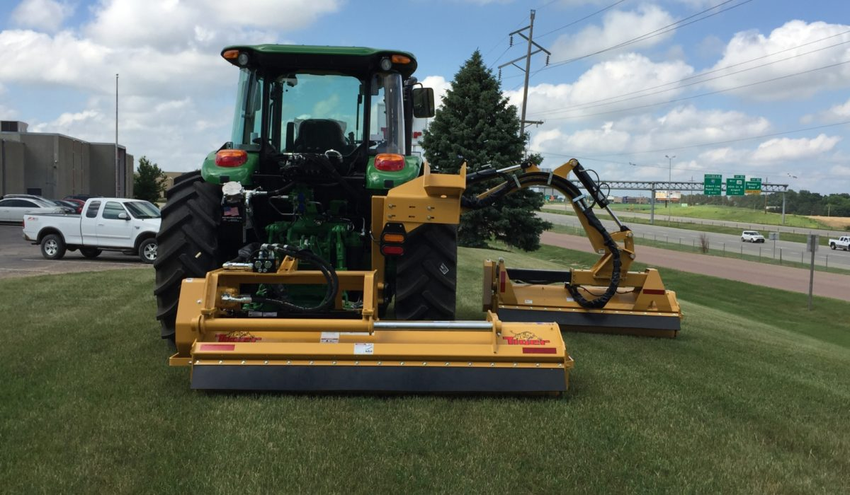 Extreme Duty Rear Flail   Tiger Mowers