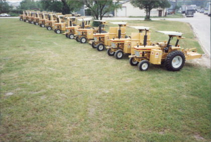 Our History | Tiger Mowers